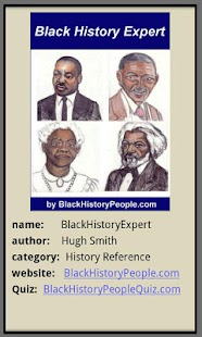 Black History Expert- screenshot thumbnail
