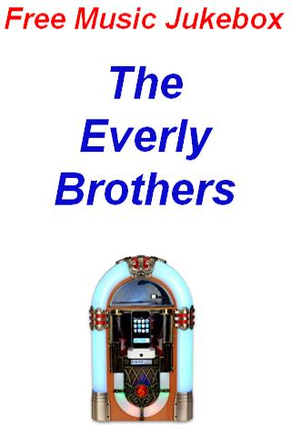 The Everly Brothers Jukebox - screenshot