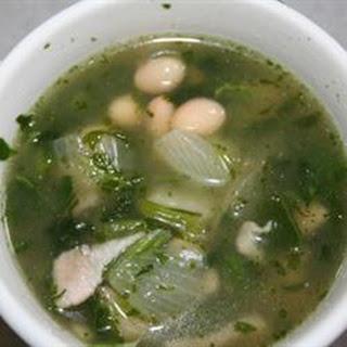 Cuban Green Soup Recipe