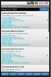 TMC Polda Metro Screenshot 3