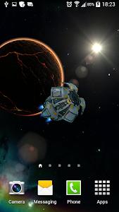 Space Explorer - PRO LWP v1.1.6