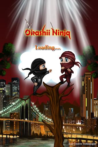 Okashii Ninja