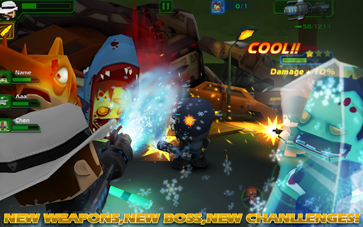 Call of Mini™ Zombies 2  DreamHackers 2
