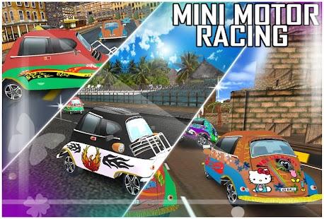 Mini Motor Racer