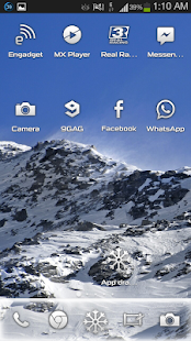 Winter PRO Theme - screenshot thumbnail