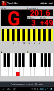 Tune!It Lite - screenshot thumbnail