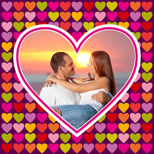 玩攝影App Insta Heart Photo Frames免費 APP試玩