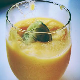 Pineapple Mango Rum Twists