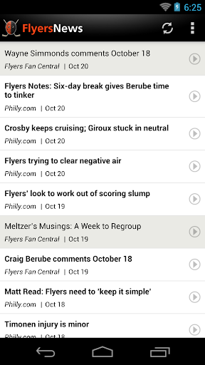 Philadelphia Hockey News for PC
