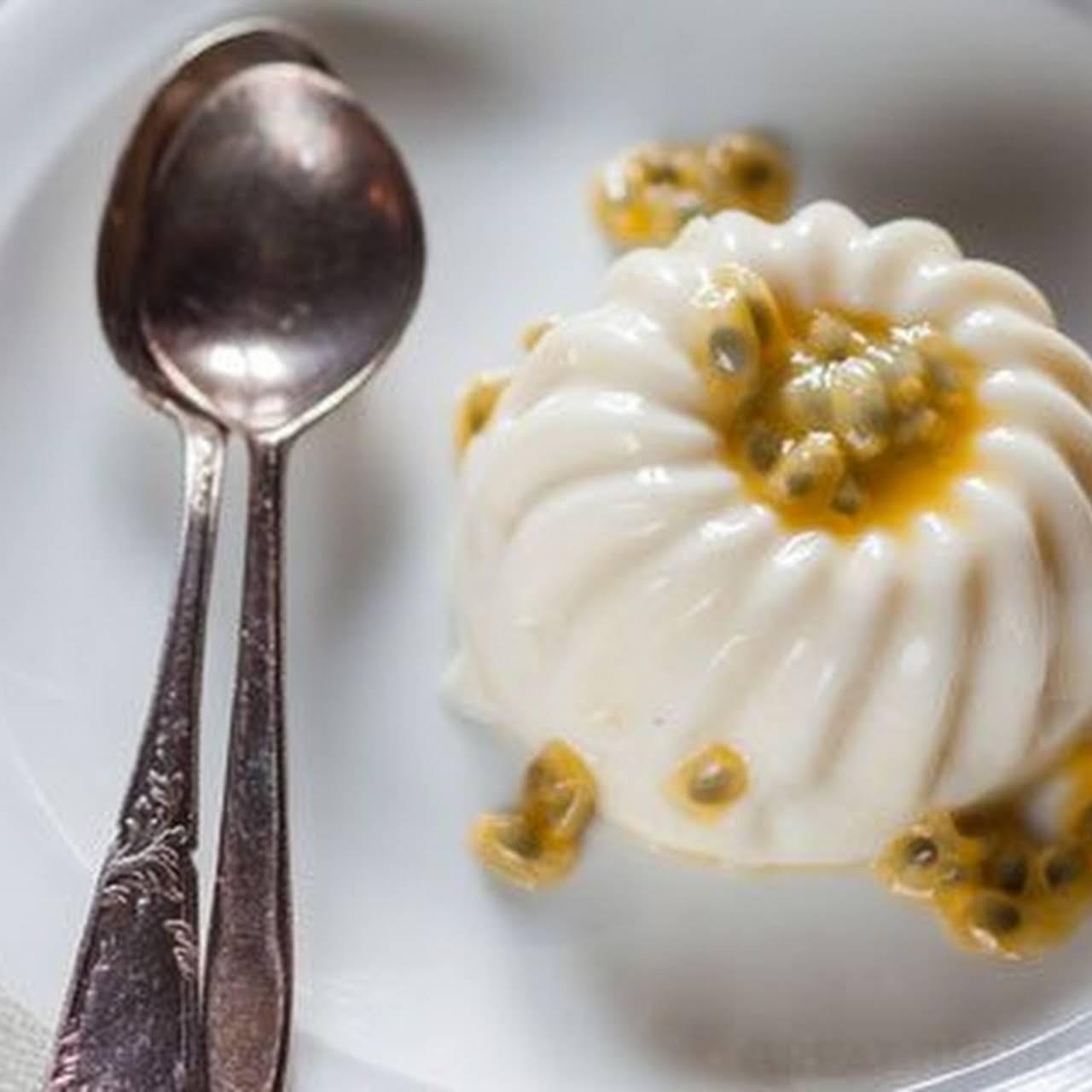 Biancomangiare - Almond Milk Pudding