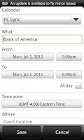Screenshot of Fast Login! Account Manager