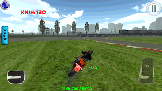 Mad Bike Drift Racing 3D