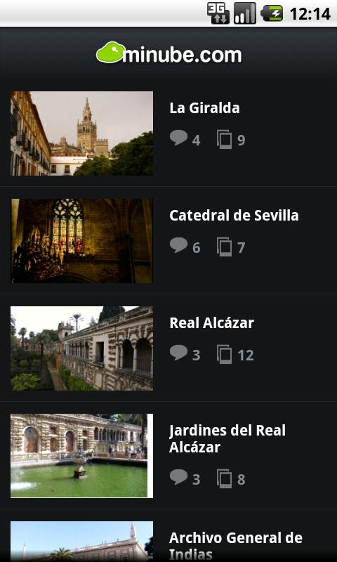 Sevilla - Travel Guide minube - screenshot