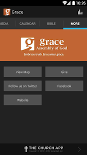 Grace Assembly of God - screenshot thumbnail