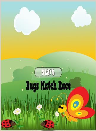 Bug Match Race Ad Free
