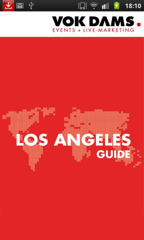 L.A.: VOK DAMS City Guide - screenshot