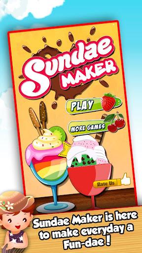 Sundae Maker