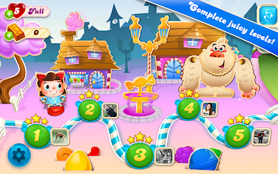 Candy Crush Soda Saga v1.0.0 Apk