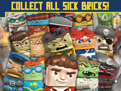 Sick Bricks- screenshot thumbnail