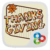Thanksgiving GO Launcher Theme