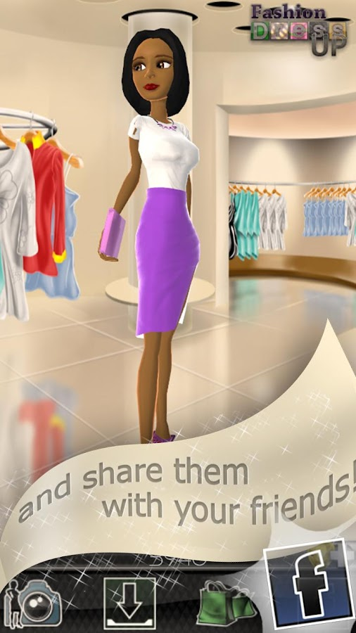 Fashion Dress Up Game - Android Apps on Google Play