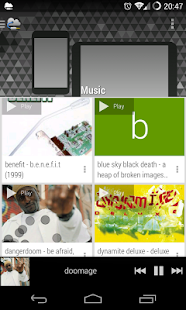 Beat - cloud & music player - screenshot thumbnail