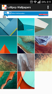 Lollipop Wallpapers screenshot
