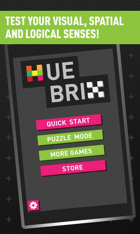 HUEBRIX FREE - screenshot