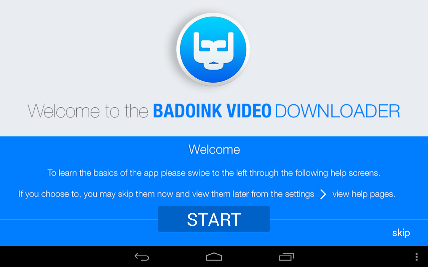 BaDoink Video Downloader - screenshot