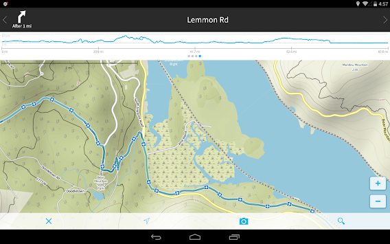 Komoot — Cycling & Hiking Maps APK screenshot thumbnail 9