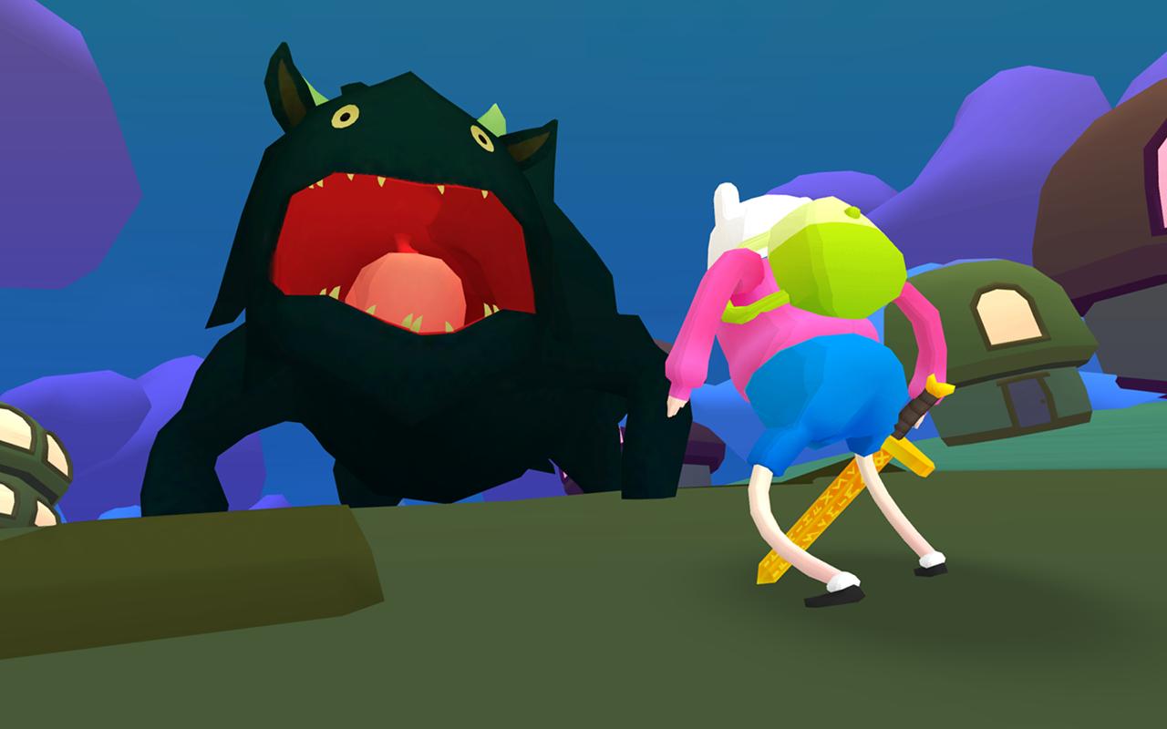 Time Tangle - Adventure Time screenshot #3