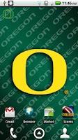 Screenshot of Oregon Revolving Wallpaper