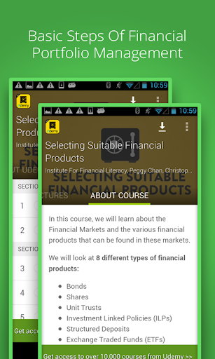 Financial Products Course