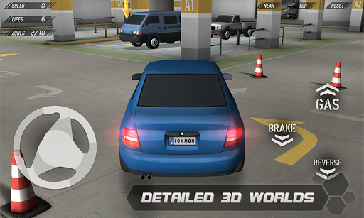 Parking Reloaded 3D  screenshots 1