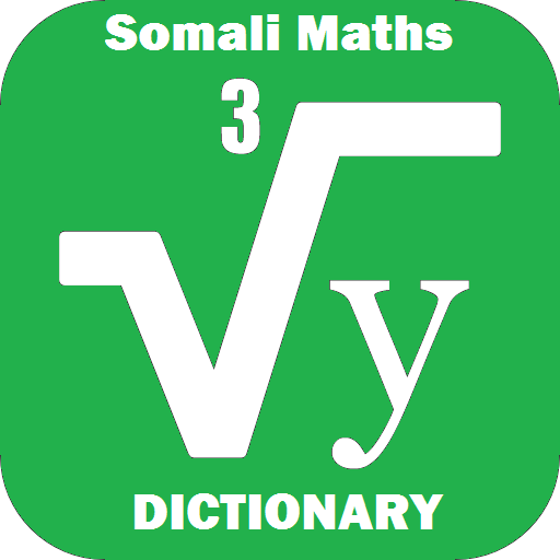 Somali Maths Dictionary