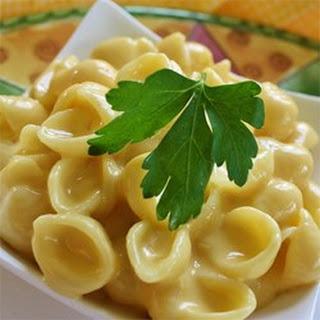 Microwave Macaroni and Cheese