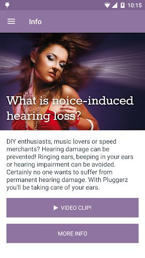 Pluggerz earplugs
