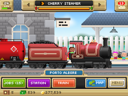 Pocket Trains- screenshot thumbnail
