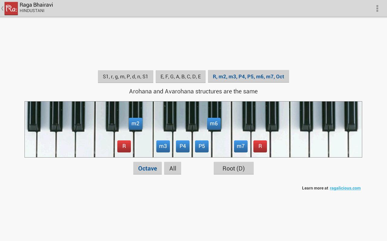 Raga master android apps on google play raga master screenshot hexwebz Choice Image