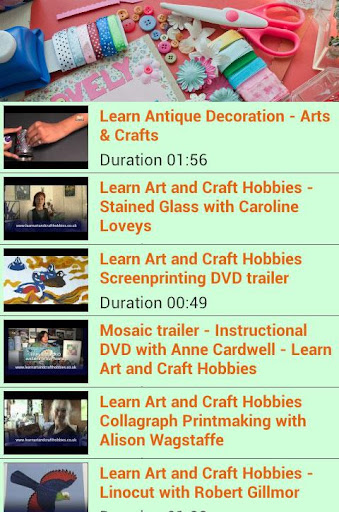 Learn Art and Craft