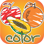 PAINT & COLOURING FRUITS