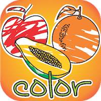 PAINT & COLOURING FRUITS 1.0.4