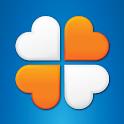 Loterias CAIXA para smartphone logo