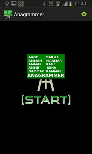 Anagrammer Ordet Quiz - Norsk