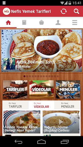 Nefis Yemek Tarifleri  screenshots 1
