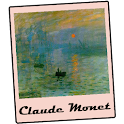 Claude Monet Wallpapers logo