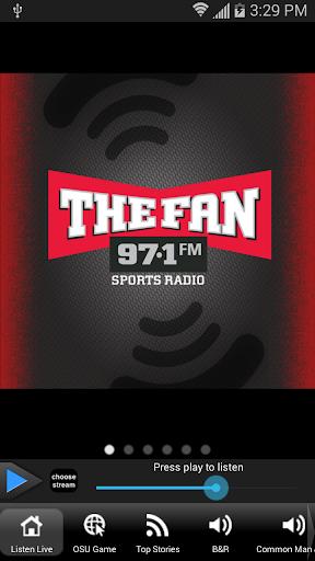 Sports Radio - 97.1 The Fan