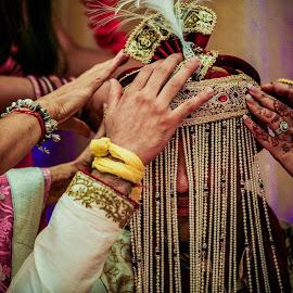 Hindu Wedding by Oliver Li - Wedding Groom ( wedding nz indian ceremony hindu )