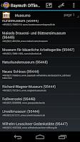 Screenshot of Bayreuth Offline City Map