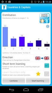 Vocabulary Trainer- screenshot thumbnail